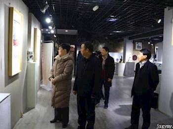景德镇市委常委、组织部部长刘瑞英到亚博app苹果手机下载调研指导工作