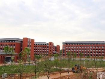 学院新校区建设进入冲刺阶段